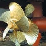Gemi pervane balansı
